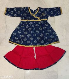 Kurta Sets Trendy Anarkali Suit Sets for Girls Trendy Anarkali Suit Sets for Girls Country of Origin: India Sizes Available: 2-3 Years, 3-4 Years, 4-5 Years, 5-6 Years, 6-12 Months, 12-18 Months, 18-24 Months   Catalog Rating: ★4.2 (460)  Catalog Name: Trendy Anarkali Suit Sets For Girls CatalogID_1240922 C61-SC1140 Code: 924-7646698-8901