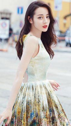 Beautiful Asian Girls, Gorgeous Women, Beautiful People, Cocktail Outfit, Chinese Actress, Kawaii Girl, Kpop Girls, Idole, Asian Woman