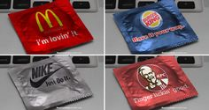 What would brand logos look like if they used or consumed the products they represent? Italian industrial product designer Marco Schembrianswers the question in this amusing project below. Our favourites: Absolut and McDonald's. What about you? Can you think of more? Share this post and voice your views in the comments below. Recommended For You30 […]