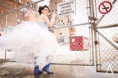 Trash-The-Dress-Brooke Montreal Photographer