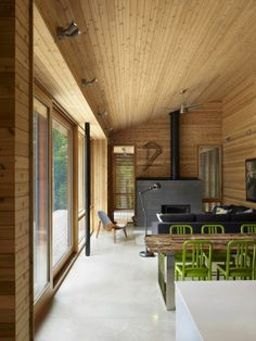 Stealth Cabin 4 Beautiful Stealth Cabin in Ontario, Canada