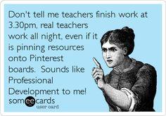 10 ways to use pinterest as a teacher. MOM!! Haha