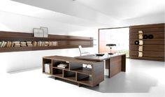 Executive Office Contemporary executive office desk - LITHOS by Paolo Pampanoni - ArchiExpo Executive Office Desk, Modern Office Desk, Home Office Chairs, Office Table, Office Furniture, Furniture Design, Corporate Office Design, Office Interior Design, Office Interiors