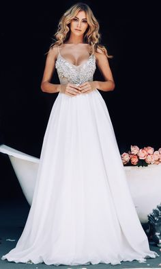 Romantic,sexy & breathtakingly beautiful wedding dresses from Lurelly bridal has some of the most elegant & feminine gowns a bride can dream of,Lurelly wedding dress Dream Wedding Dresses, Bridal Dresses, Wedding Gowns, Bridesmaid Dresses, Prom Dresses, Lurelly Bridal, Pretty Dresses, Beautiful Dresses, Essense Of Australia