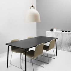 My Table eettafel Normann Copenhagen groot zwart | Musthaves verzendt gratis