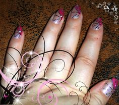 Thulian In Wonderland: New year nails
