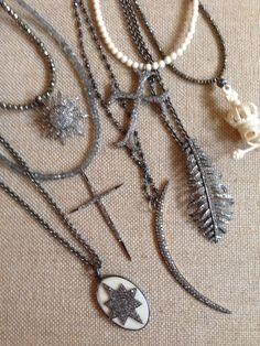Jennifer Lyon Jewelry - diamond love!