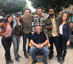 Upton, Halstead, Ruzek, Atwater, Burgess and Voight - Season 7 Nbc Chicago Pd, Chicago Shows, Chicago Med, Chicago Fire, Chicago Crossover, Moira Kelly, Marina Squerciati, Tracy Spiridakos, Spaniel Puppies For Sale