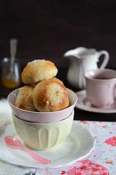¡Qué cosa tan dulce!: Bollos de mantequilla