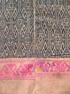 Lao - textiles ,