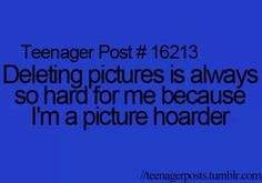 #picturehoarder