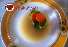 Brodo di pollo - Ricette - Cookkando In Cucina Facile FacileRicette – Cookkando In Cucina Facile Facile