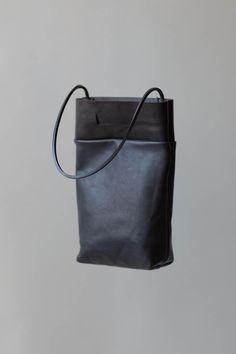 Midnight Easy Tote   CHIYOME - Minimalist Handbags