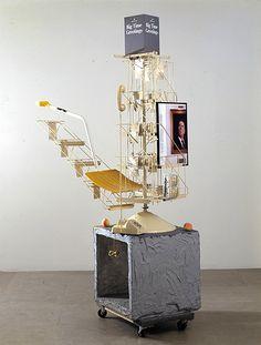 Nice Rack, Rachel Harrison, 2006