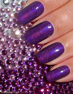 """Color Club """"Wild At Heart"""" by BrilliantNail"""