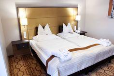 Steigenberger Hotel Bad Neuenahr #Stahr Luxushotel Grand Suite Schlafzimmer
