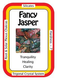 Fancy Jasper