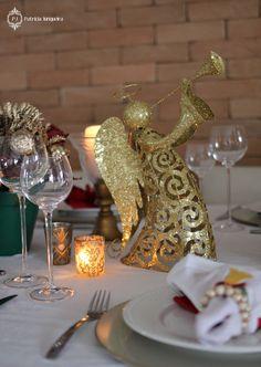 Decoração de Natal e Reveillon por Patricia Junqueira www.patriciajunqueira.com.br