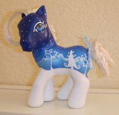 MLP Custom White Christmas by colorscapesart.deviantart.com on @deviantART