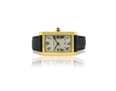 Cartier Watch - Pre-Owned- Francis Jewellers, Victoria BC