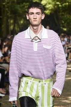 Balenciaga, Primavera/Verano 2018, París, Menswear