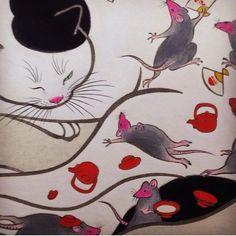 Horitomo Monmon cats