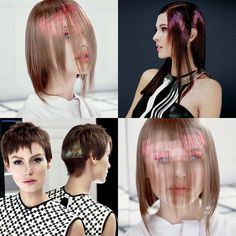 The new hair color trend #xpresionpixel  #pixelatedhair