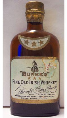 old irish whisky bottle - Google Search Irish Prayer, Irish Blessing, Irish Whiskey, Bourbon Whiskey, Cigars And Whiskey, Whiskey Bottle, Irish Alcohol, Irish Drinks, Alcoholic Drinks