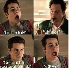 I love Stiles ;3