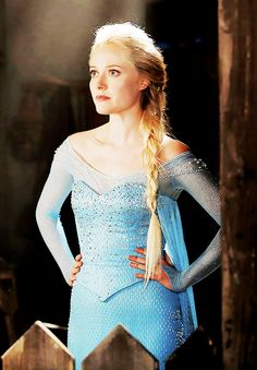 Once upon a time - Elsa - OUAT