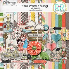 You Were Young by River~Rose