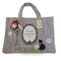 Image result for laduree cat bag