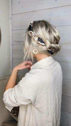 Hairdo For Long Hair, Easy Hairstyles For Long Hair, Pretty Hairstyles, Love Hair, Great Hair, Big Hair, Curly Hair Styles, Natural Hair Styles, Medium Hair Styles