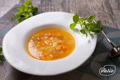 Гороховый суп - пошаговый рецепт приготовления с фото Cantaloupe, Fruit, Recipes, Food, Recipies, Essen, Meals, Ripped Recipes, Yemek