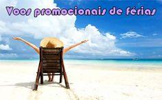 Voos em promoção para as férias de julho 2015 #voos #passagensaereas #voospromocionais #ferias