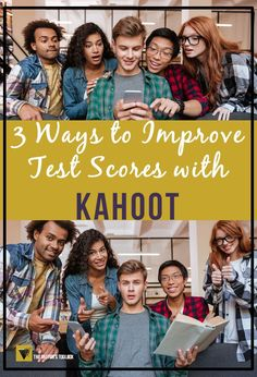 Three Ways to Improve Students' Test Scores With Kahoot – The Rhetor's Toolbox 8th Grade English, Ap English, English Class, Classroom Behavior, Classroom Hacks, Google Classroom, Ap Language And Composition, High School Reading, 21st Century Classroom
