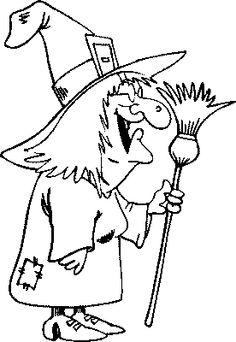 Čarodějnice, dýně, podzim Halloween Coloring Pictures, Halloween Pictures, Halloween Arts And Crafts, Halloween Cards, Adult Coloring, Coloring Pages, Painting Templates, Hidden Pictures, Wood Burning Patterns