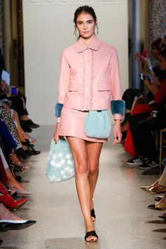 Simonetta Ravizza Spring 2018 Ready-to-Wear Fashion Show Collection
