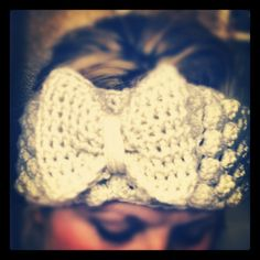 Ear warmer, I wanna get Riley & I matching ones!!!