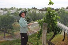 Jen Pfeiffer  - Australia's Young Winemaker of the Year 2009.