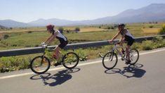 Fahrrad fahren auf Kreta Griechenland Bicycle, Vehicles, Abseiling, Riding Bikes, Bicycling, Tours, Bike, Bicycle Kick, Bicycles