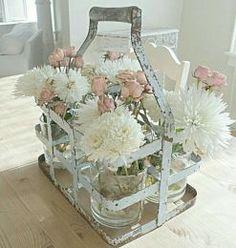 Beauty farmhouse home decor ideas (31)