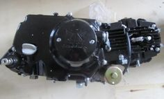 Moottori 110cc Zongshen