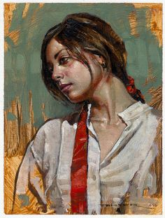 Diego Dayer, Argentina. Love the green over the golden.