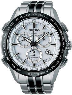 Seiko Astron Watch GPS Solar Chronograph Limited Edition #watchesformen