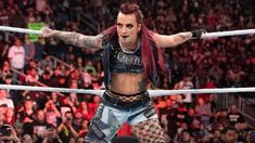 Ruby riot is a unique, young and strong wrestler. Let's explore her biography to know about her. She has always been a bit different from her peers. Peyton Royce, World Heavyweight Championship, Kevin Owens, Raw Women's Champion, Small Town Girl, Charlotte Flair, Wwe Womens, Wwe News, Professional Wrestling