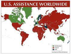 U.S. Assistance worldwide