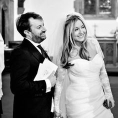 Victoria Coren & David Mitchell. The most sublime couple in the whole world
