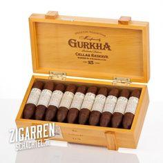 Gurkha Cellar Reserve Koi Cigar 20pc cigar box