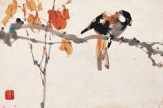 Zhao Shao'ang (1905-1998) (620 работ)